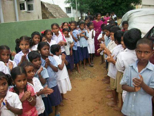 Meubels voor SSC India