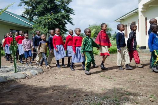 Foto van project Dinka Tanzania