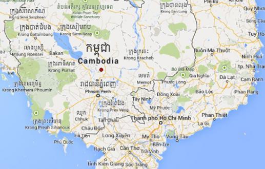 Cambodja Vliegende Meubelmakers