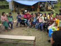 zomerproject Meubels voor Nepal 2010
