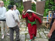 zomerproject Meubels voor Nepal 2011