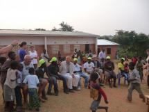 Vliegende Meubelmakers 2012 Meubels voor Malawi
