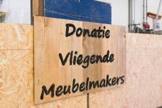 Donatiepot voor de VMM